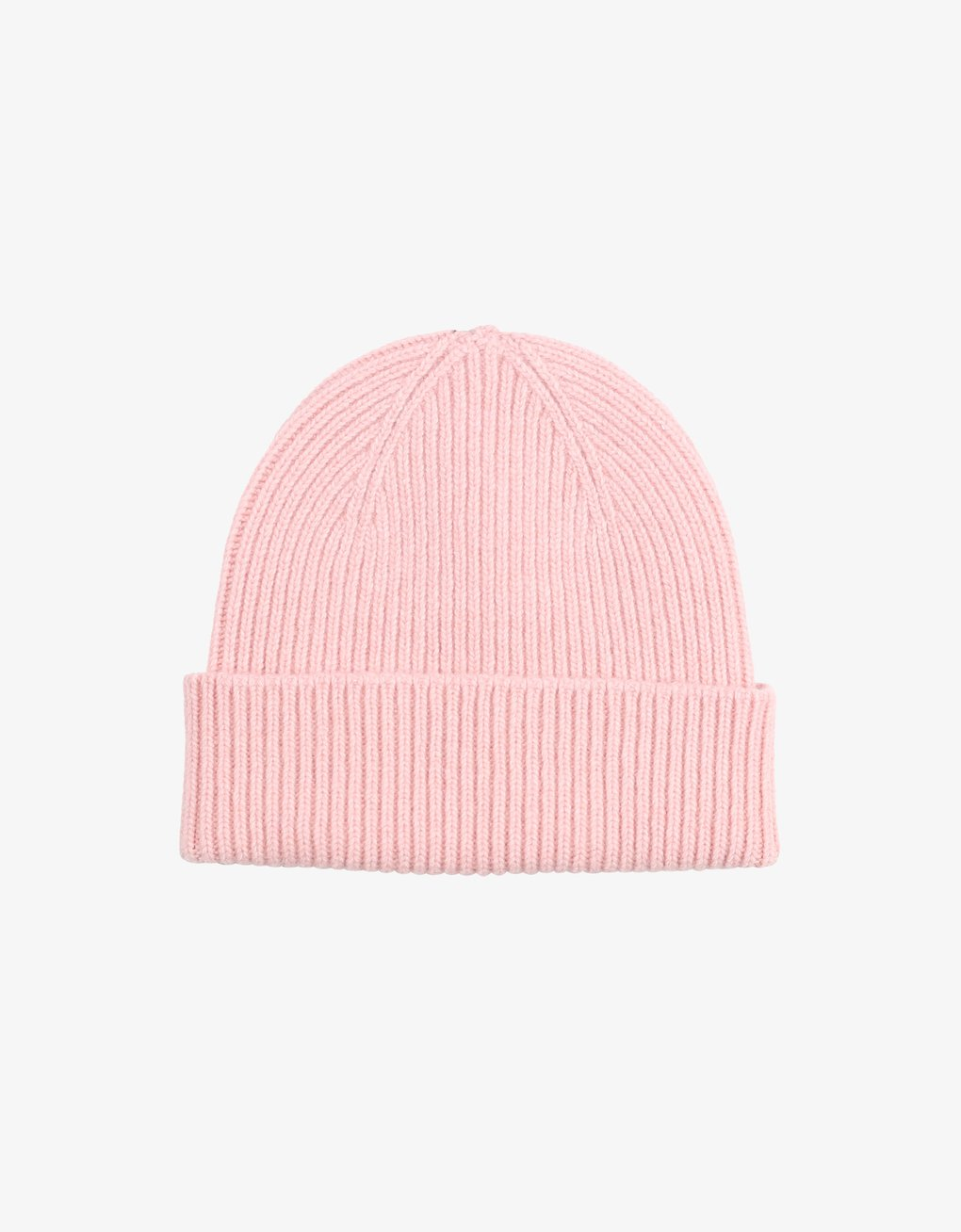 Colorful standard Beanie - Faded Pink