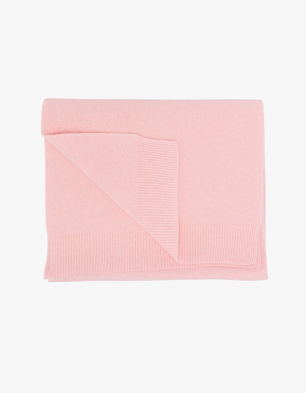 Colorful standard Merino Scarf - Faded Pink