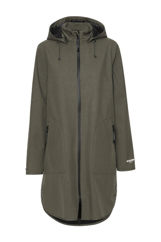Ilse Jacobsen Rain128 Jacket - Army