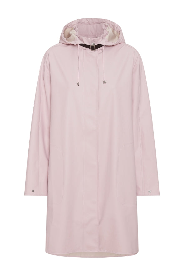 Ilse Jacobsen Waterproof Raincoat - Lavender Pink