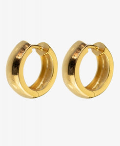 Hultquist Enna Earrings - Gold