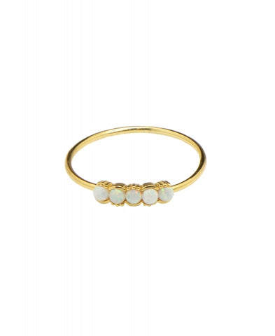 Hultquist Daria Ring - Gold
