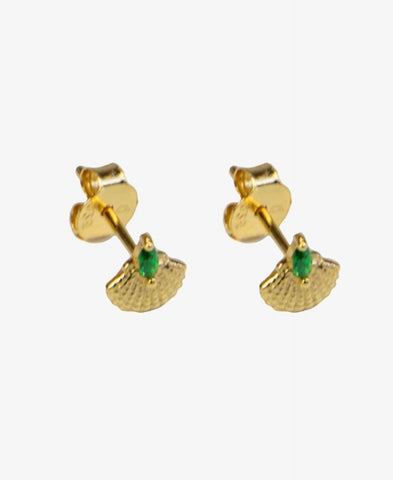 Hultquist Umiko Earrings - Gold