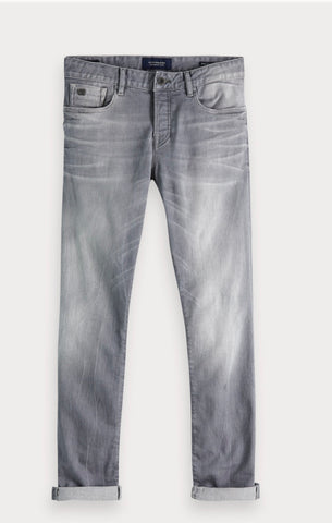 Scotch & Soda Ralston Denim - Stone & Sand