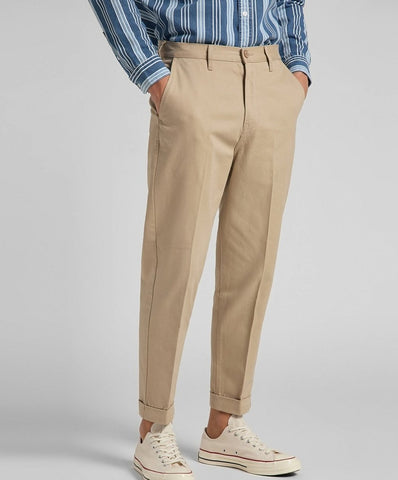 Lee Tapered Chino - Sand