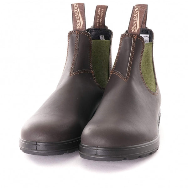 Blundstone Classic 519 - Brown/Olive