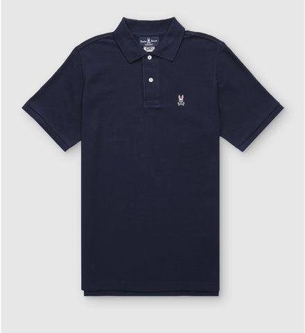 Classic Polo - Navy.