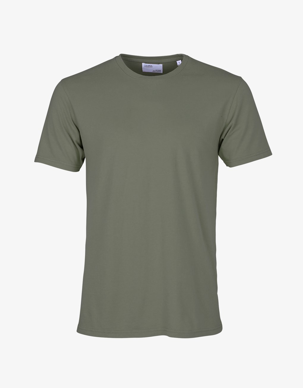 Colorful Standard T-Shirt - Dusty Olive