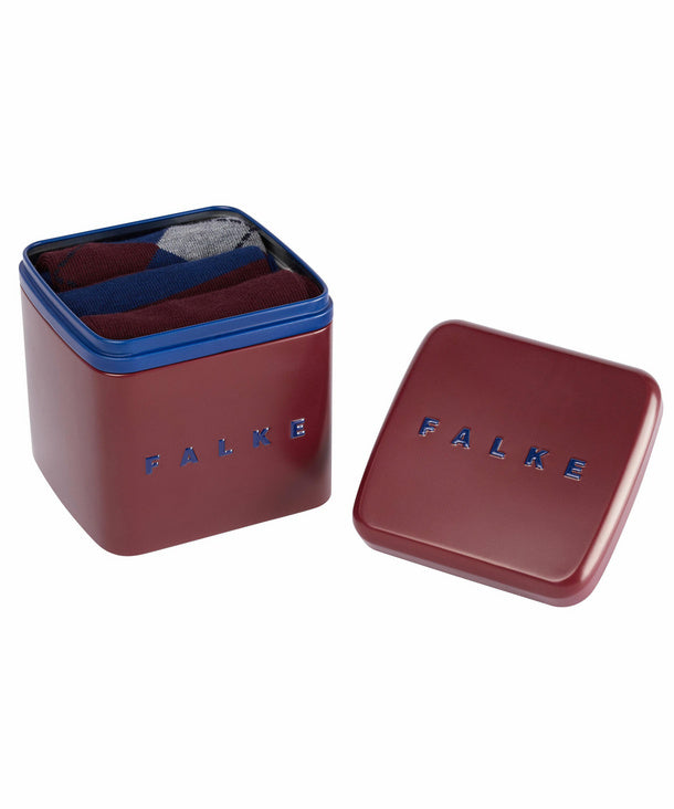Falke Mens Happy Box Gift Set