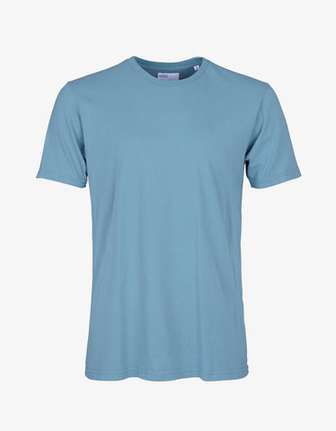 Colorful Standard T-Shirt -Stone Blue