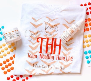 Team Healthy Hair provides Whole Care For Your Hair helps repair and maintain damaged hair.