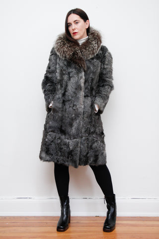 1970's Winter Fur Coat