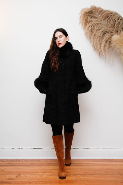Real Fur CapePenny Lane Princess Folk Winter Coat