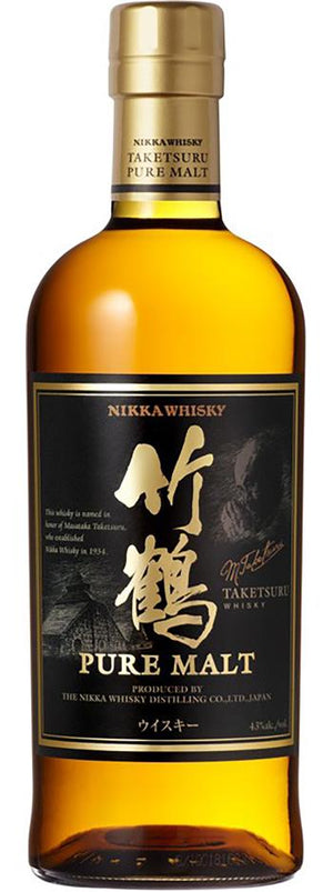 Nikka Taketsuru Pure Malt Japanese Whisky - Drop Club