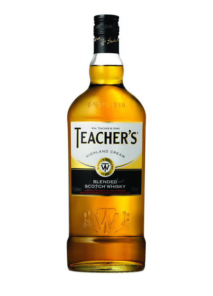 Teachers Scotch Whiskey - Drop Club