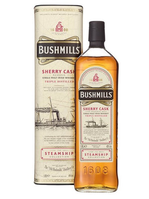 Bushmills Sherry Cask Reserve - Steamship Collection - Drop Club