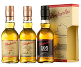 Glenfarclas Tri-Pack 10 yo - 12 yo - 105 Cask Strength | 3 x 200ml
