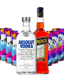 MTV UP!  Absolut Aperol Up