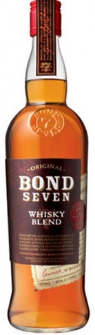 Bond Seven Blended Whiskey - Drop Club