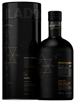 1994 Bruichladdich Black Art 7.1 25 Year Old Single Malt Scotch Whisky - Drop Club