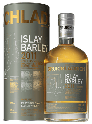 BRUICHLADDICH ISLAY BARLEY 2011 - Drop Club