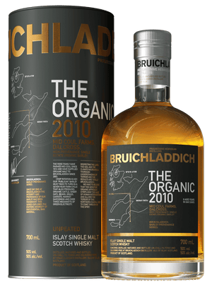 BRUICHLADDICH THE ORGANIC 2010 - Drop Club