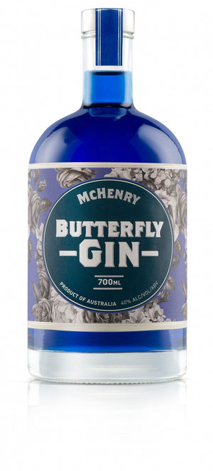 McHenry Butterfly Gin - Drop Club