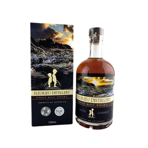 Fleurieu Distillery Ecto Gammat Cask Strength Single Malt Australian Whisky - Drop Club