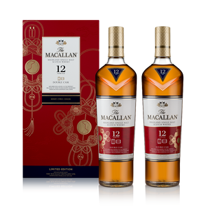 The Macallan Double Cask Lunar New Year 2020 Limited Edition (2 Bottles) - Drop Club