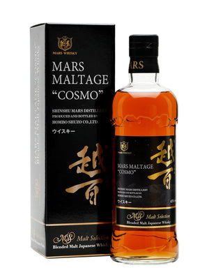 "Mars Distillery Maltage ""Cosmo"" Blended Malt - Drop Club"