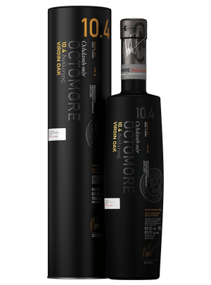 Bruichladdich Octomore 10.4 Cask Strength Single Malt Scotch Whisky - Drop Club