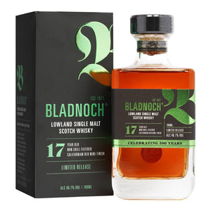 Bladnoch 17 years old California Red Wine Cask - Drop Club