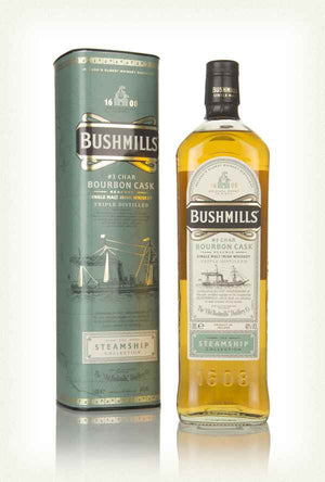 Bushmills Bourbon Cask Reserve - Steamship Collection - Drop Club