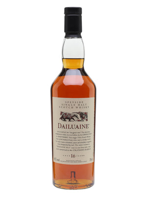 Dailuaine Flora & Fauna 16 Year Old Single Malt Scotch Whisky - Drop Club