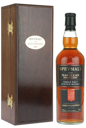 1950 Gordon & Macphail Speymalt from Macallan Single Malt Scotch Whisky - Drop Club