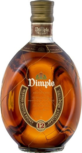 Dimple 12yr Scotch Whiskey - Drop Club