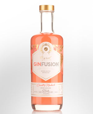 Original Spirit Co. GINFUSION - Country Rhubarb with Ginger - Drop Club