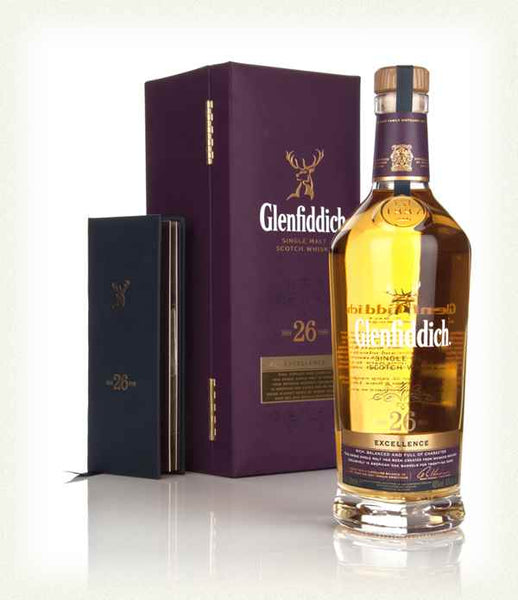 Glenfiddich Excellence 26 Year Old - Drop Club
