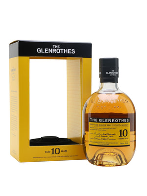 Glenrothes 10 Year Old Single Malt Scotch Whisky - Drop Club