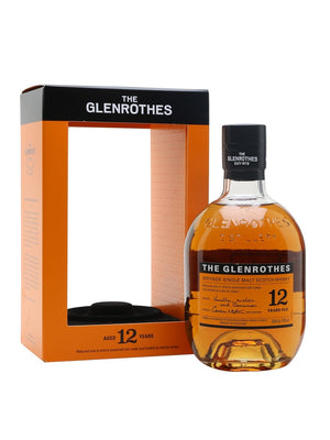 Glenrothes 12 Year Old Single Malt Scotch Whisky - Drop Club