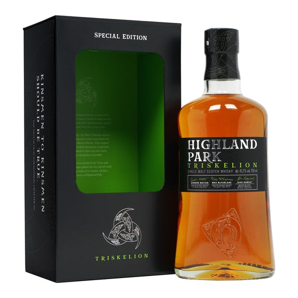 Highland Park Triskelion Special Edition Single Malt Scotch Whisky