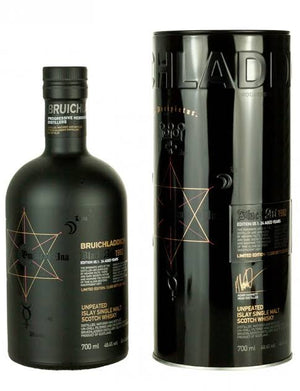 1992 Bruichladdich Black Art 5.1 24 Year Old Single Malt Scotch Whisky - Drop Club