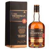 The Irishman Founder's Reserve Irish Whiskey