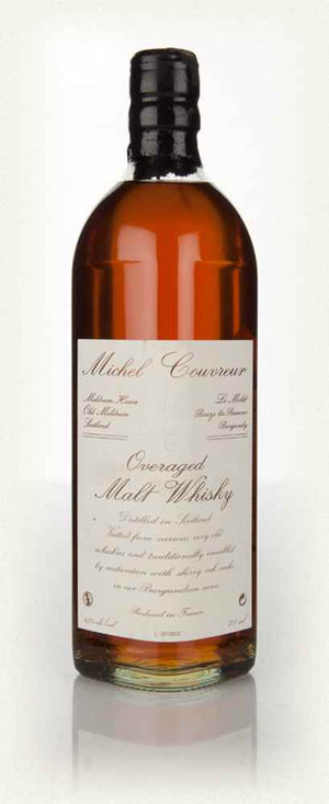 Michel Couvreur Overaged Single Malt Whisky - Drop Club