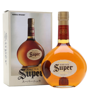 Nikka Rare Old Super Blended Japanese Whisky - Drop Club