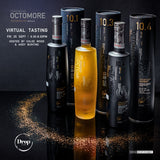 Octomore Virtual Tasting  Hosted by Chloe Wood & Andy Buntine (Second Release)