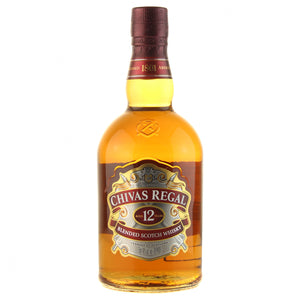 Chivas 12yr Blended Scotch Whiskey - Drop Club