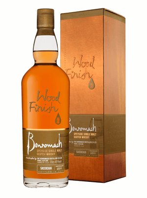 Benromach Wood Finish Sassicaia 2011 - Drop Club