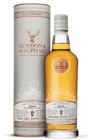 Ledaig 12 Year Old - Discovery (Gordon & MacPhail) - Drop Club
