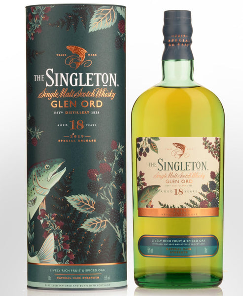 2000 Singleton 18 Year Old (Special Release 2019)